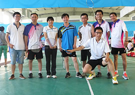 badminton association